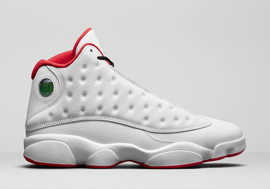 Air Jordan 13 History Of Flight Release Info 414571-103 | SneakerNews.com
