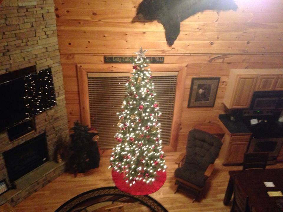 hocking in christmas ridge hollow rentals the cabins pin cabin rental irish log night marsh ohio resorts hills