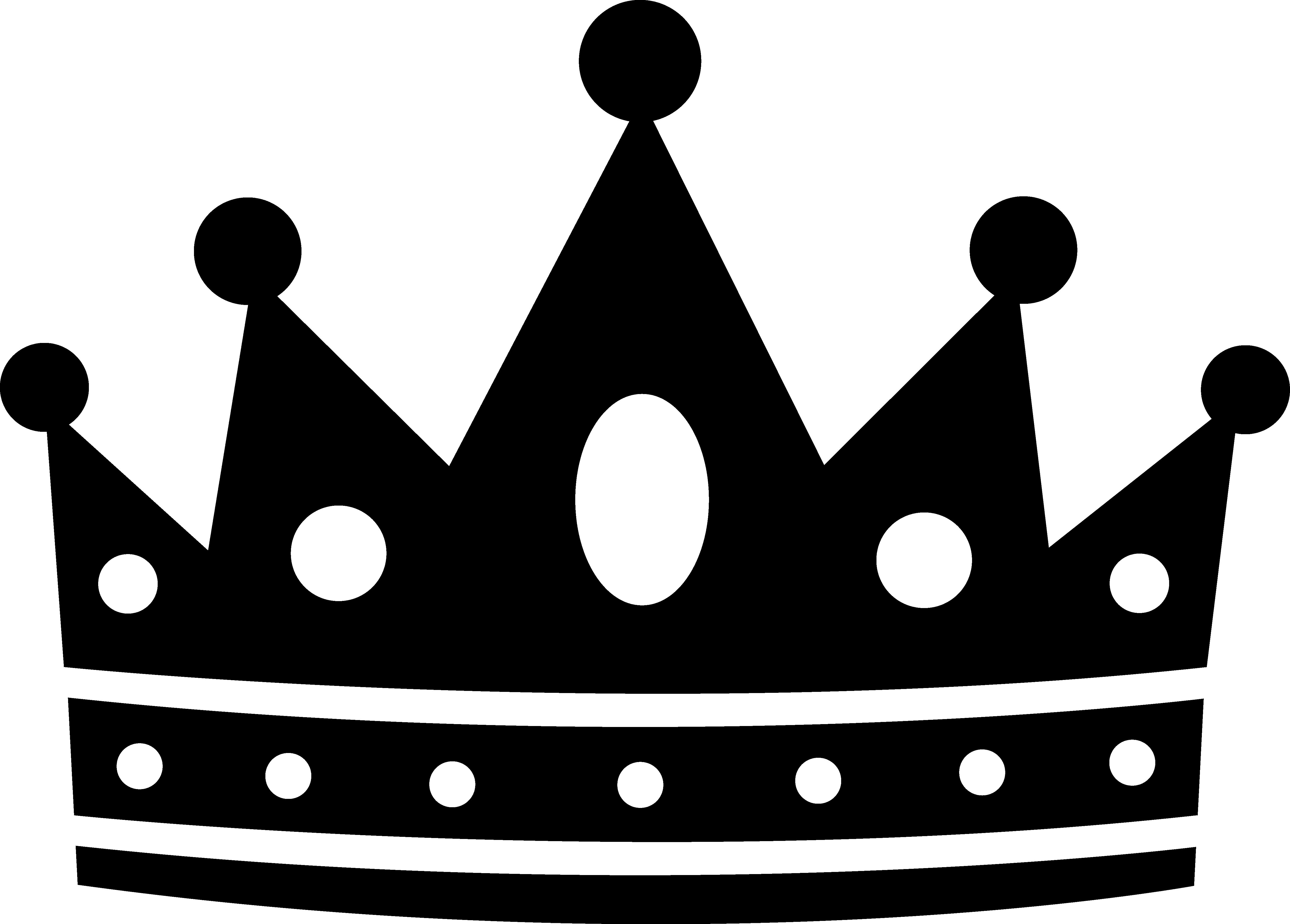 King And Queen Crown Logo By Amos Gulgowski Crown Clip Art Crown Silhouette King And Queen Crowns