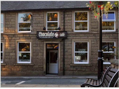 The Chocolate Cafe Ramsbottom Places In England
