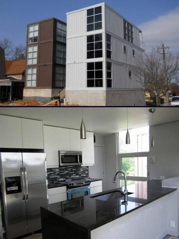 Our 'Container Conversion Weekend' has landed again - this time in Atlanta, Georgia. Turning adversity to advantage, Glen Donaldson has built two cost effective, high quality homes from twelve 40' containers. You can view the homes and four great videos on our site now at http://theownerbuildernetwork.co/container-homes/the-atlanta-shipping-container-homes/ Two of the videos are exceptional if you are really interested in the idea of container homes. Enjoy!