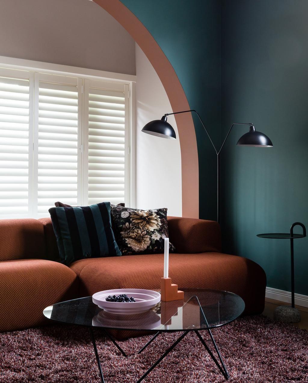Aztec sofa @vtwonen 'weer verliefd op je huis'