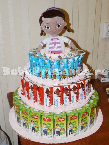 Торт 52