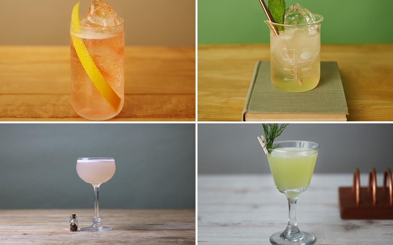 Going Sober Deceptively Easy Non Alcoholic Cocktails To Try At
