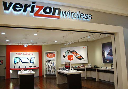The Mall At Short Hills Verizon Wireless Verizon Wireless Wireless Shopping Destinations