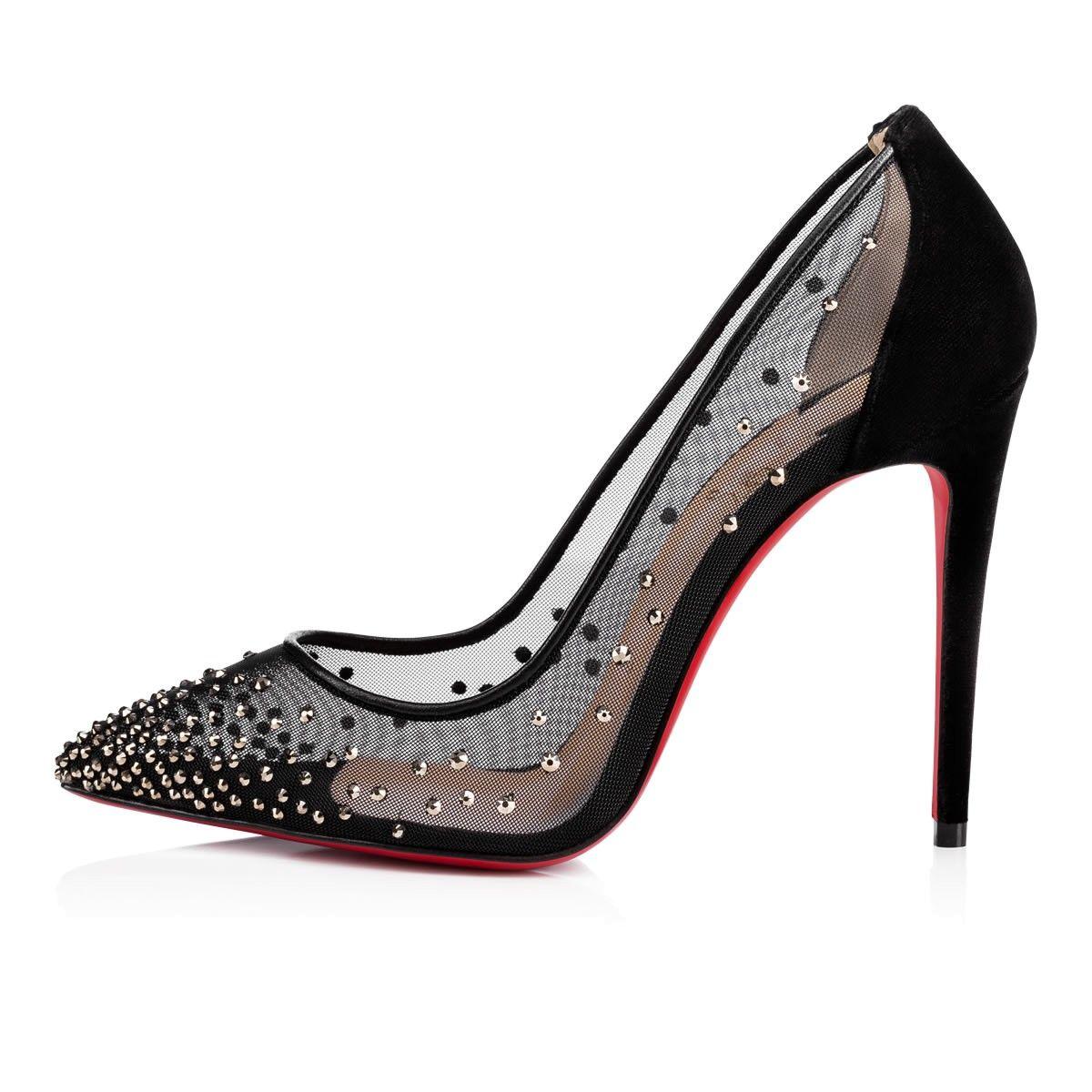 424f4e25742 Follies Strass 100 Version Crystal Met Strass - Women Shoes ...