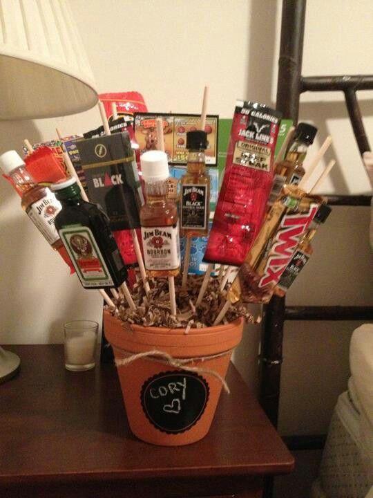 Man Bouquet Love Homeideasilove Pinterest Gifts