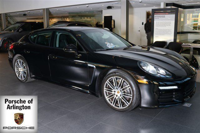 Awesome Amazing 2015 Porsche Panamera Hatchback Used Premium Unleaded V 6 36 L 220 Automatic RWD Black 2018 2019 Check More At 24cars