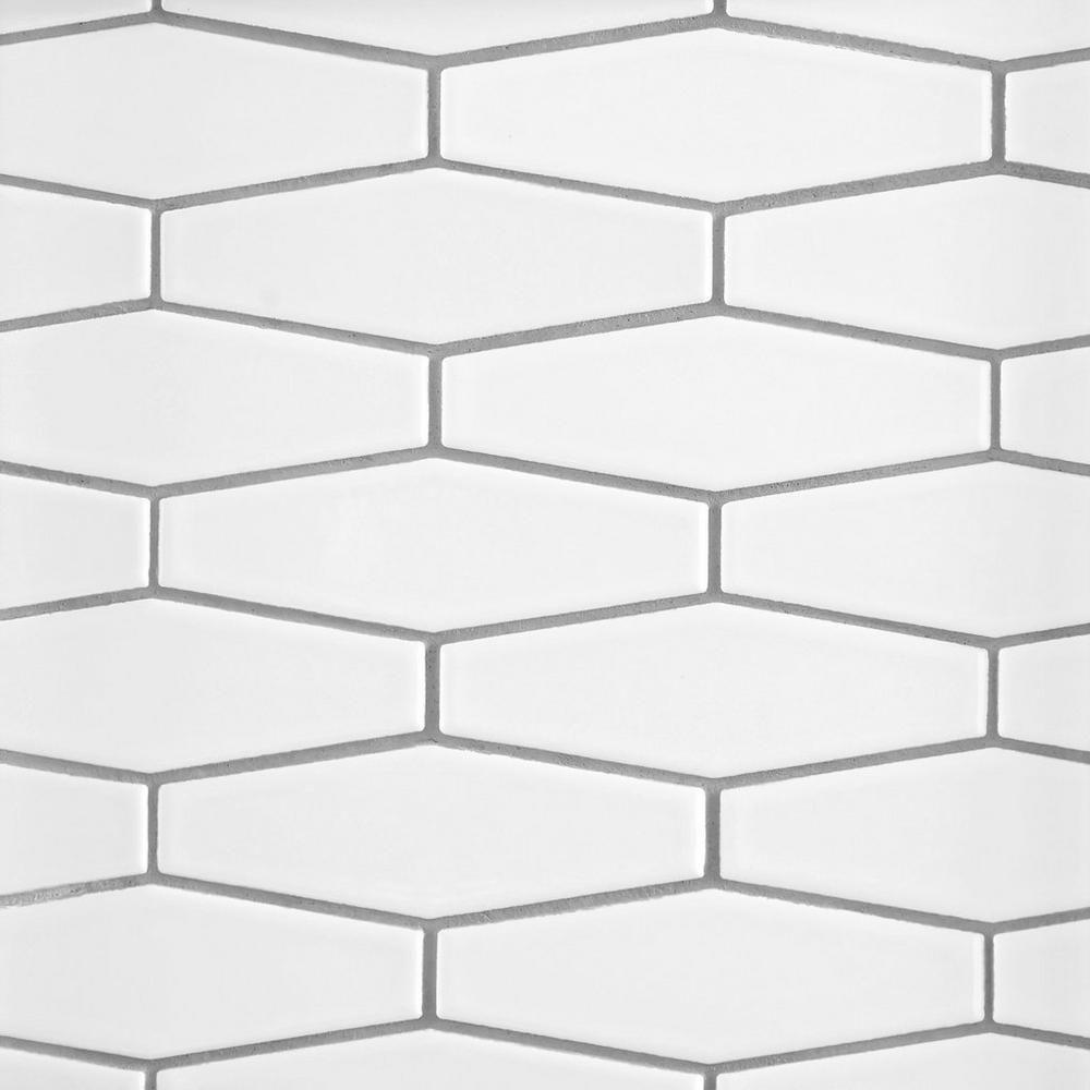 White Hexagon White Body Ceramic Tile Floor Decor Hexagon Tiles Tile Bathroom Ceramic Floor Tiles