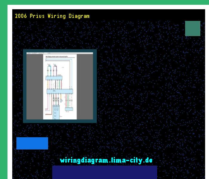 2006 prius wiring diagram wiring diagram 18592 amazing wiring rh pinterest com
