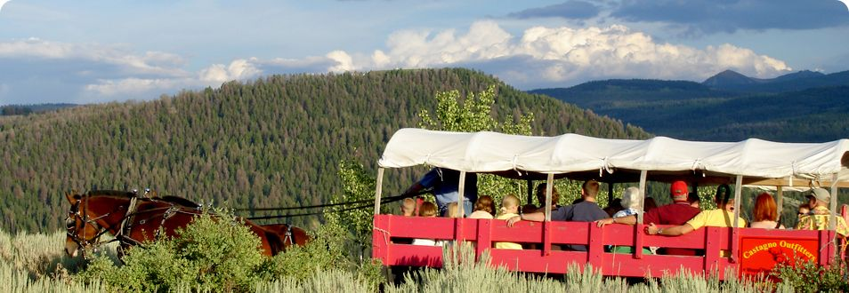 Rafting/Chuckwagon combo package  Can be used on separate days.  10% each when booked together.  Also, site says it will give 2011 prices for 2012 bookings in advance and there's a link to this site that says kids are 50% water tours if booked this week