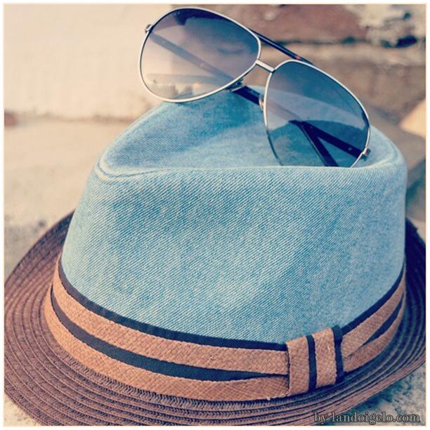 eb6d050521ae9 Sombrero para hombres by Zara Gafas para hombres by Gucci. Más detalles en  landoigelo.com