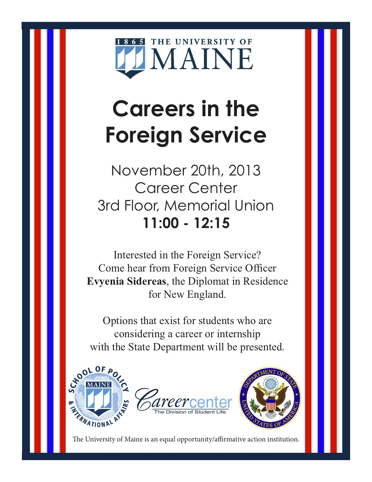 Careers In The Foreign Service  Learn About Internship And Job