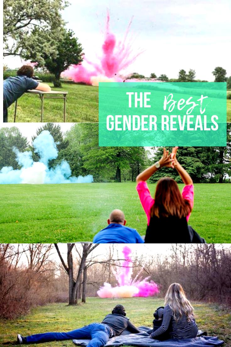 Gender Reveal Ideas The Best Gender Reveal Shooting Glitter Gender Reveal Gender Reveal