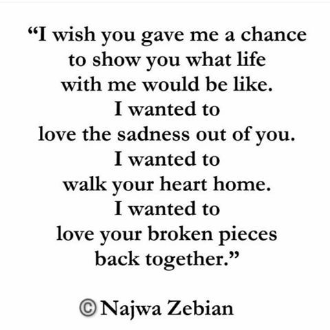 You Never Even Gave Me A Real Chance And Now You Have To Live With That Me Quotes What Is Life About Words Of Wisdom