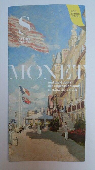 Ausstellung Frankfurt Monet