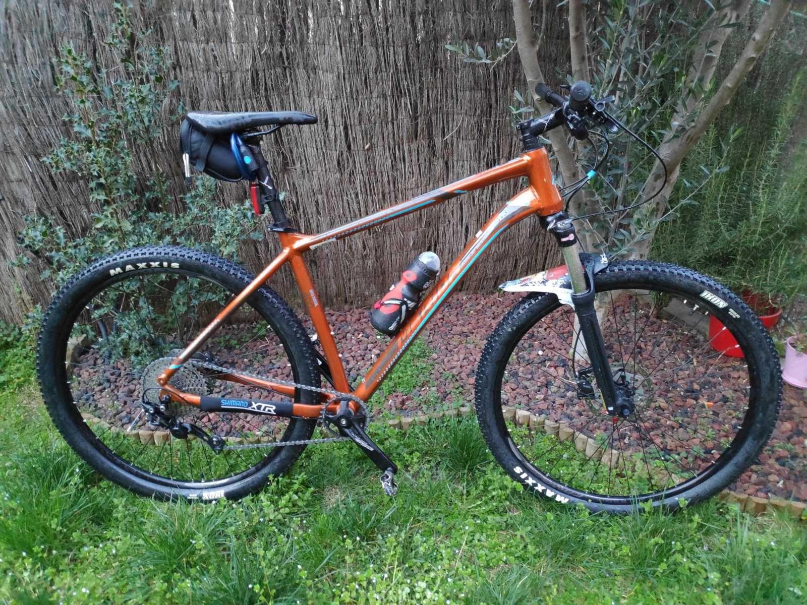 Bicicleta Merida Big Nine En Talla L 57984 Categoría Bicicletas De Montaña Año 2019 Cambio Shimano Deore En 2020 Bicicletas Merida Bicicletas Bicicletas Mtb