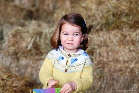 Buon compleanno, piccola principessa!