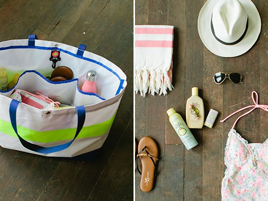 Beach Essentials | Sweet Little Peanuts