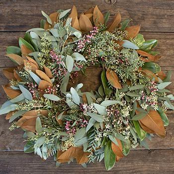 Prime Day Winter Wonderland Wreath - 20 inch - 1 wreath