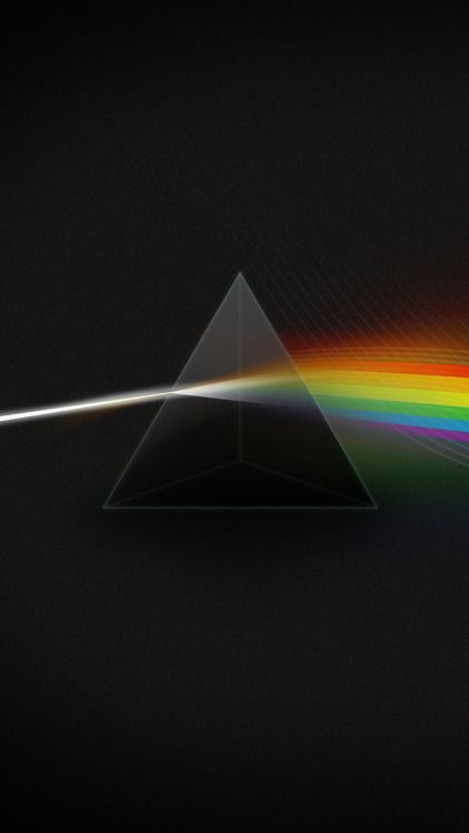 Pink floyd Dark Side Of The Moon Album Cover iPhone 6