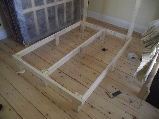 15 Bed Frame Diy Bed Frame Easy Diy Bed Frame Cheap Cheap Bed