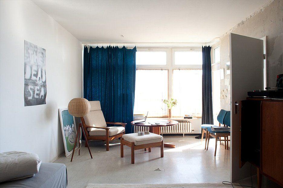 Berlin Plattenbau Wohnung Interior
