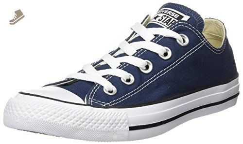 5183bee70db2e Converse Chuck Taylor All Star Lo Top Navy Canvas Shoes men's 13 ...