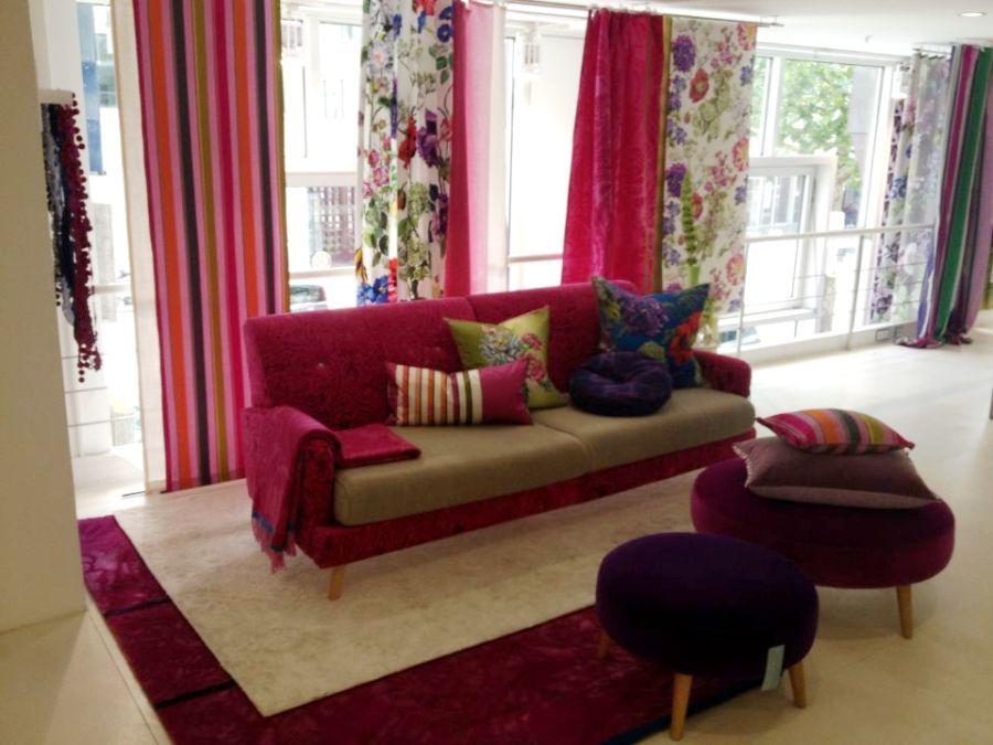 Genial Tricia Guild Und Ihr Farbenfohes Neues Buch   NASHA AMBROSCH, Textile  Raumgestaltung, Eberfing Bei