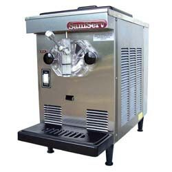 Saniserv Df200 Durafreeze Countertop Soft Serve And Yogurt Machine
