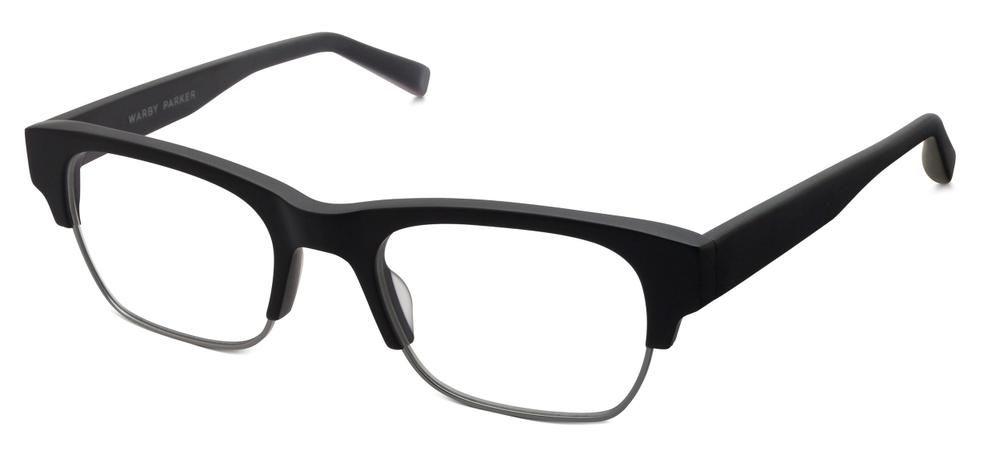 fa5ad937fa37 Oates in Revolver Black Matte - Eyeglasses - Men