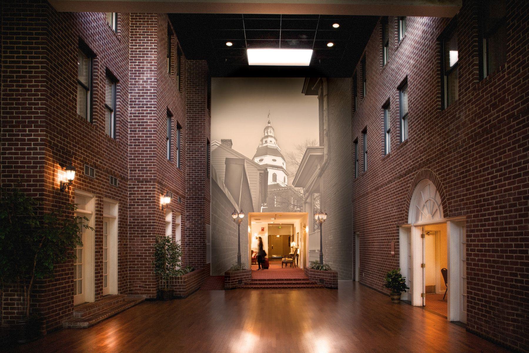 wedding venue | historic inns of annapolis | pinterest
