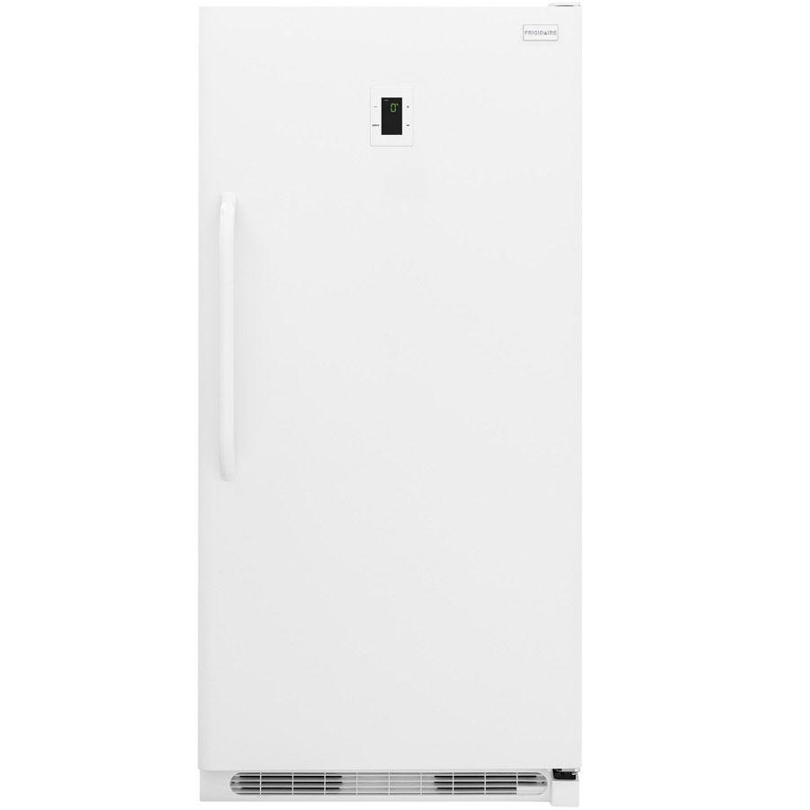Frigidaire 205cu ft frostfree upright freezer white