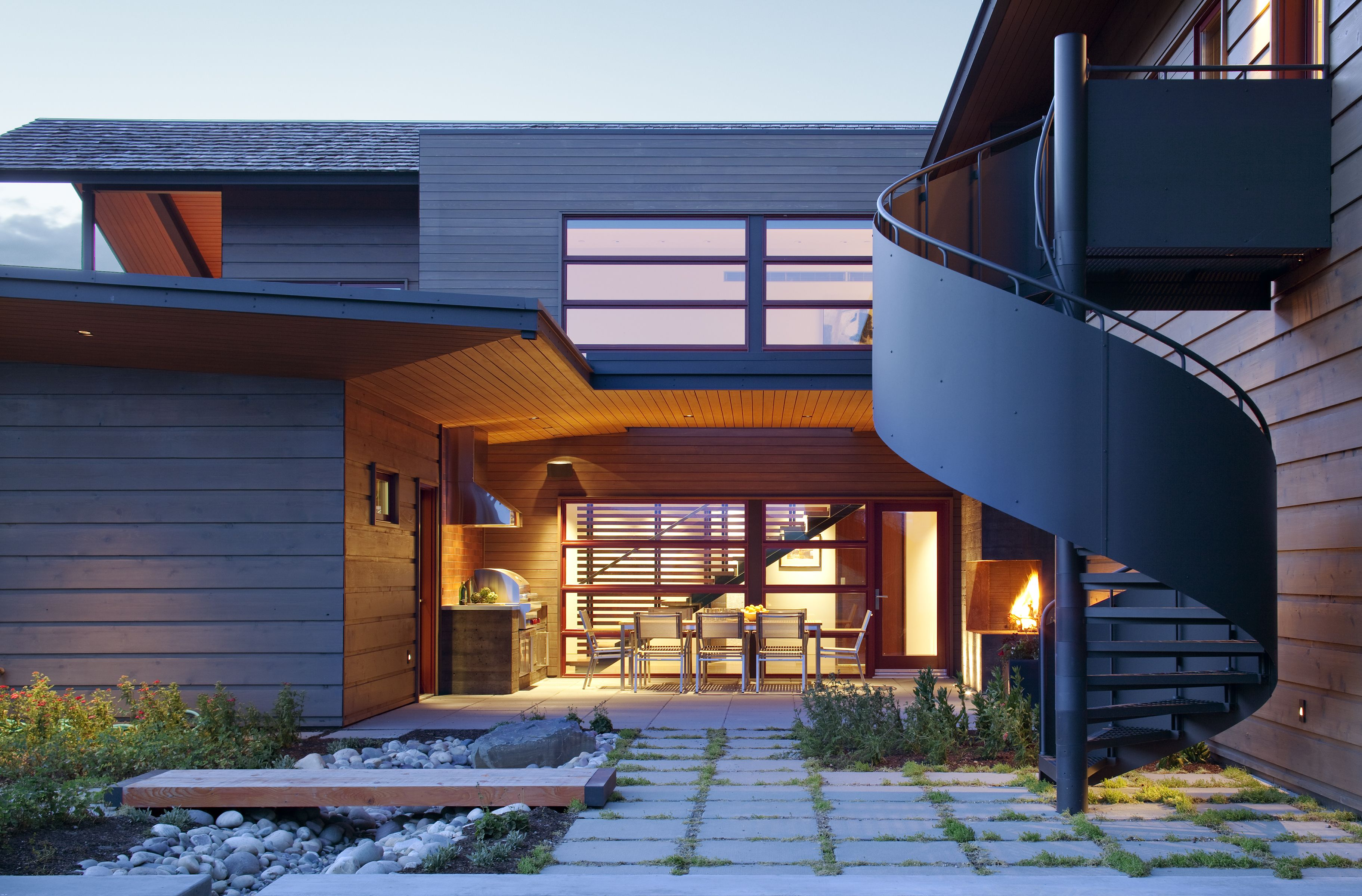 Peaks View Residence By Carney Logan Burke Architect