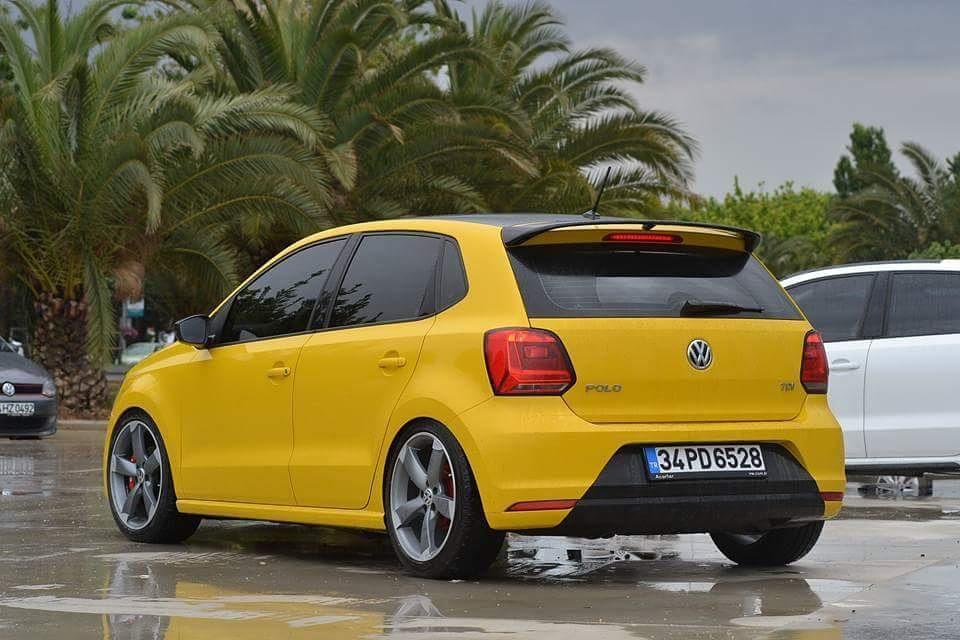 Volkswagen Polo Gti 16 Volkswagen Polo Gti Vw Polo Gti