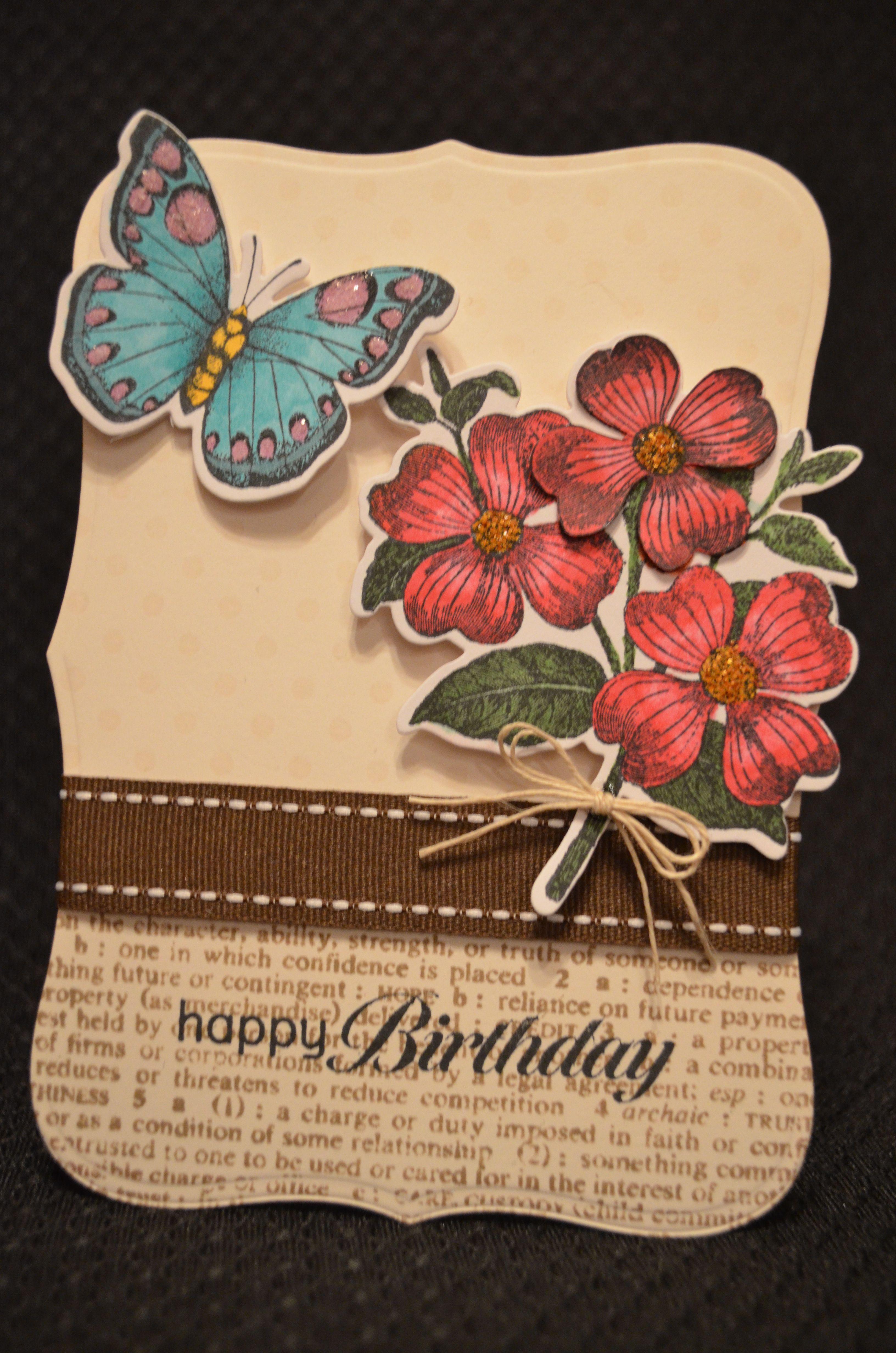 Birthday card for my grandma uc things to share uc pinterest