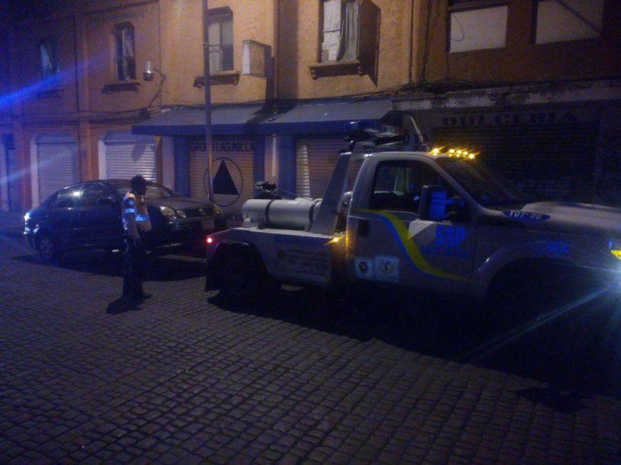 SSP CDMX APLICÓ 72 INFRACCIONES EN OPERATIVOS NOCTURNOS DURANTE FIN DE SEMANA