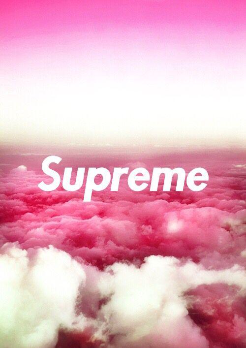 Pink White Cloud Supreme