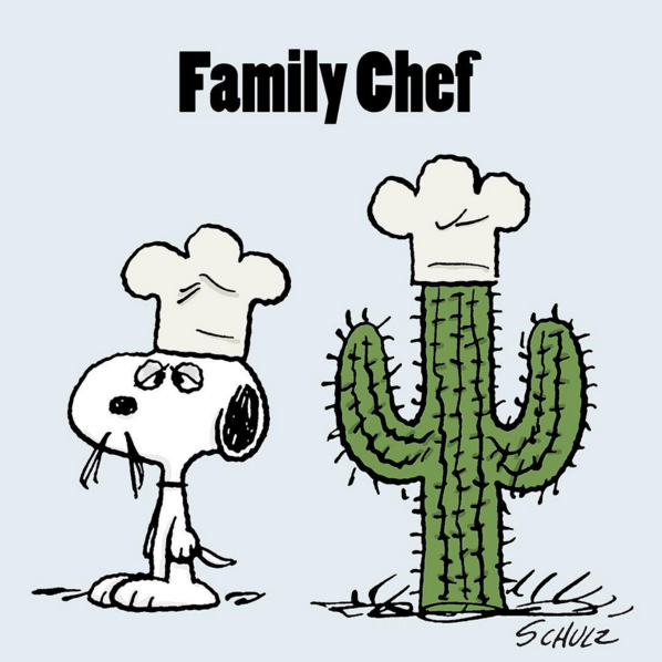 The family chef. | Food | Pinterest | Snoopy, Charlie brown and ...