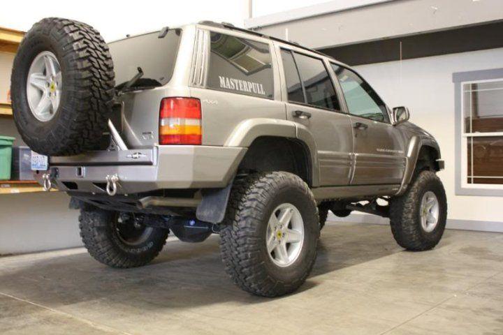 Laredo Jeep Lifted Grand 1997 Cherokee