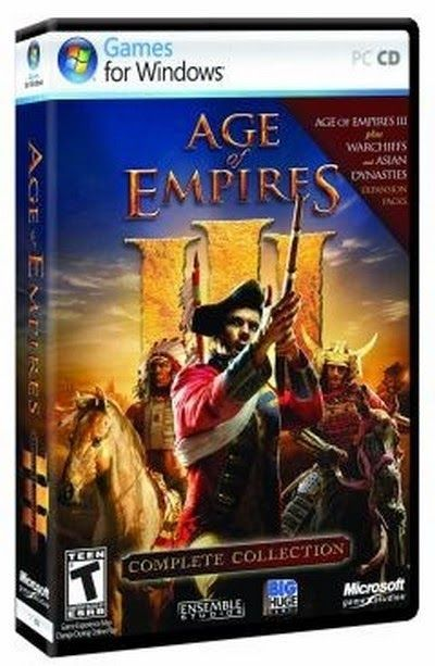 Age Of Empires Iii Complete Collection Pc Iso Games
