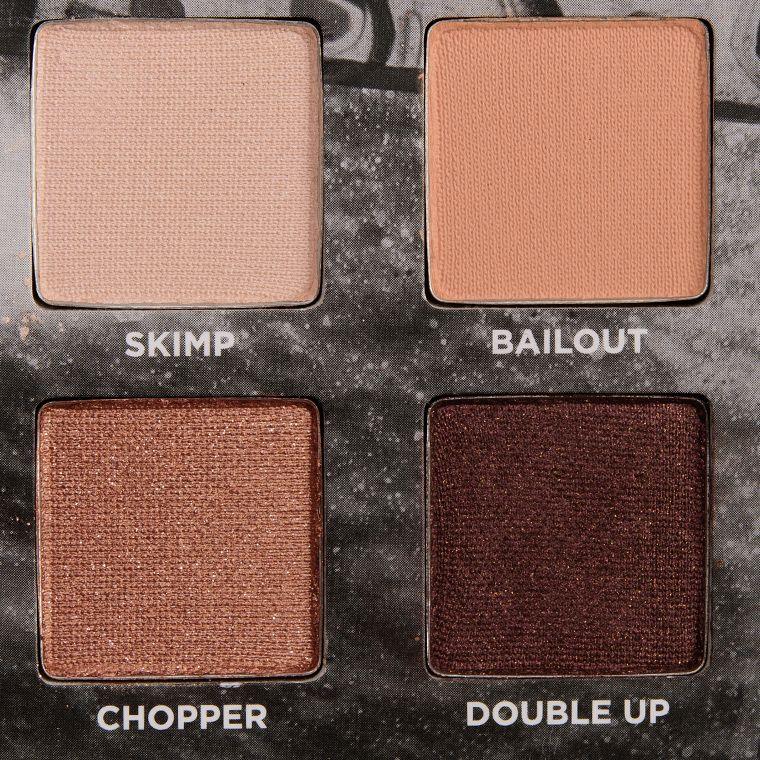 Urban Decay Bailout On the Run Mini Eyeshadow Palette
