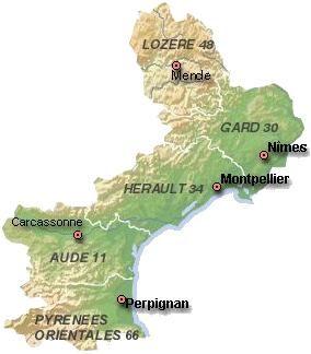Les regions de France et leurs specialites.