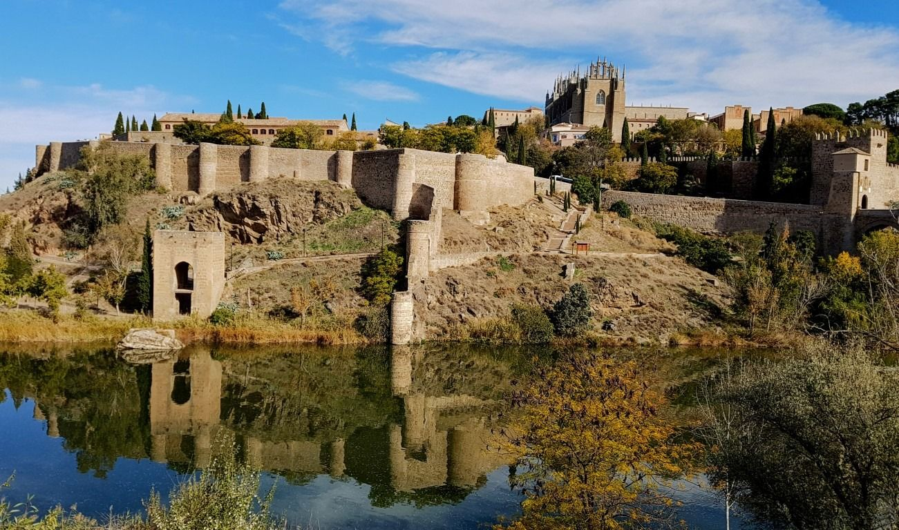 Toledo The City Of Three Cultures The Lonely Traveler Toledo City Monument Valley