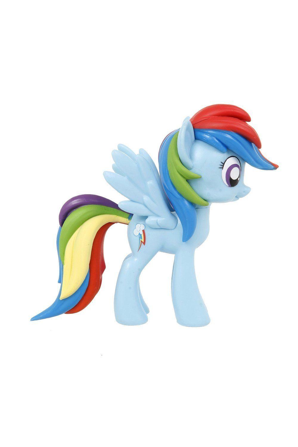 My Little Pony Rainbow Dash Vinyl Figure My Little Pony My
