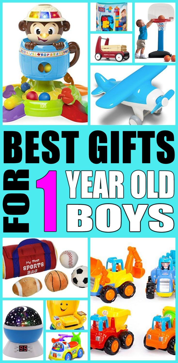1 Year Old Boy Gift Ideas Find Fun Gifts For One Year Old Baby Boys This Is The Ultim Boy First Birthday Gift 1st Birthday Boy Gifts Christmas Gifts For Boys