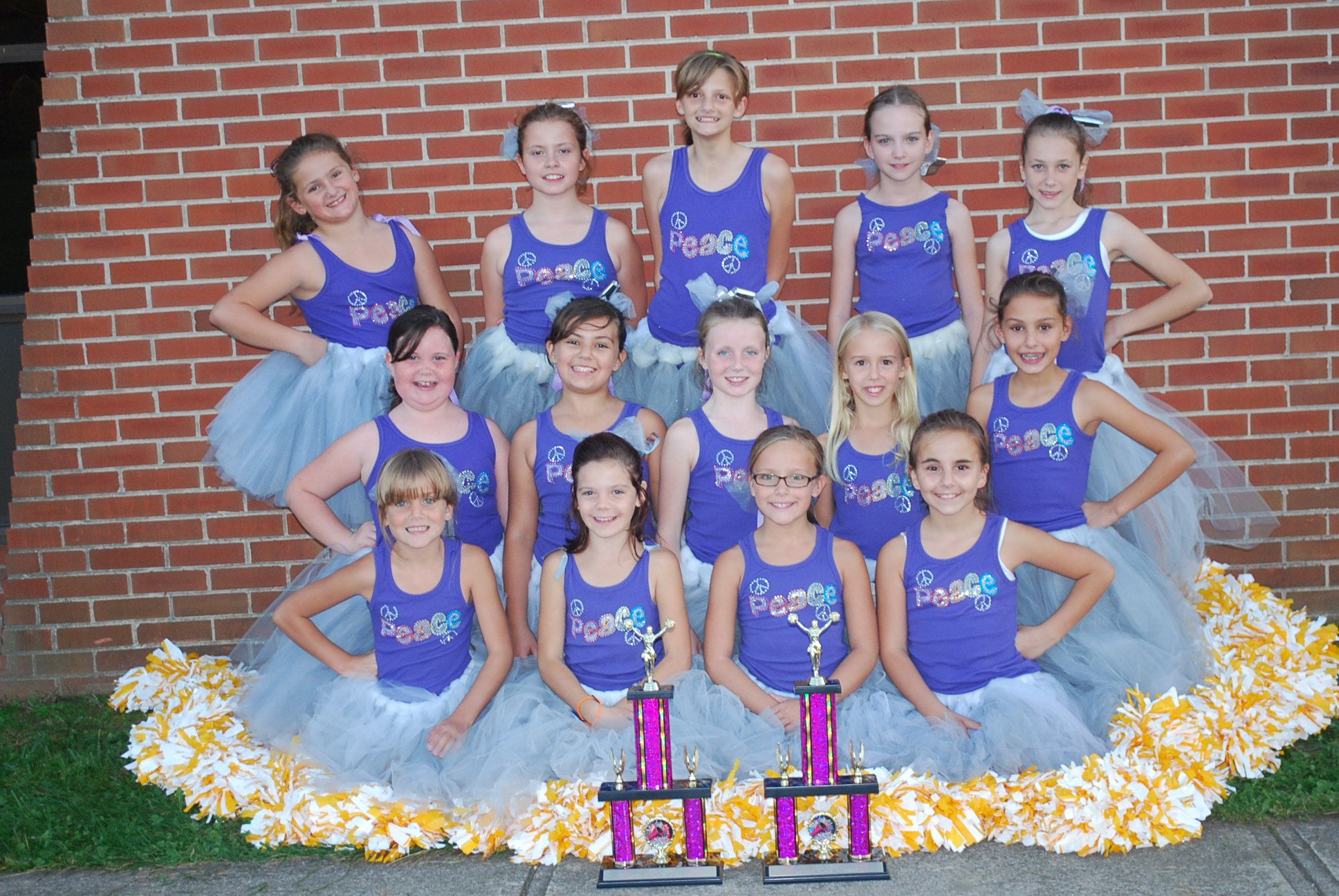 Cheerleading / Pee Wee Clinic -