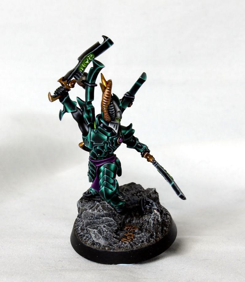 Dark Eldar, Dark, Miniatures