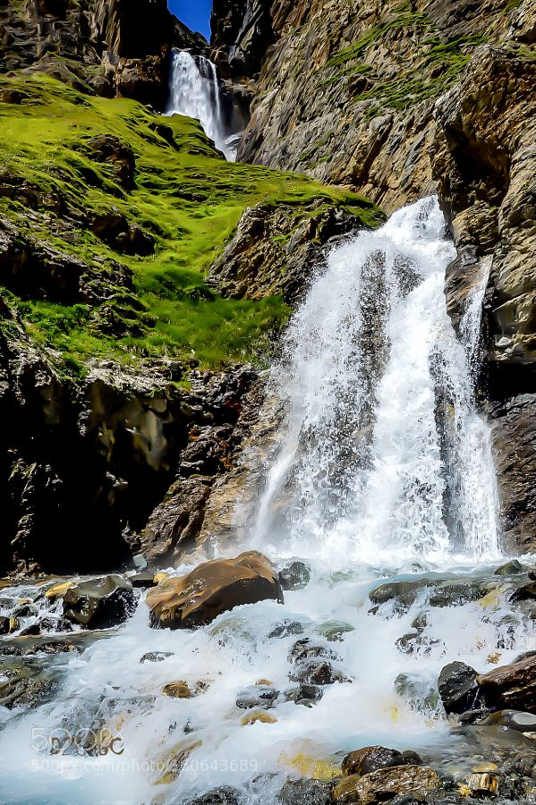 La cascata del Goletta. #travel #sebastinagreenwood