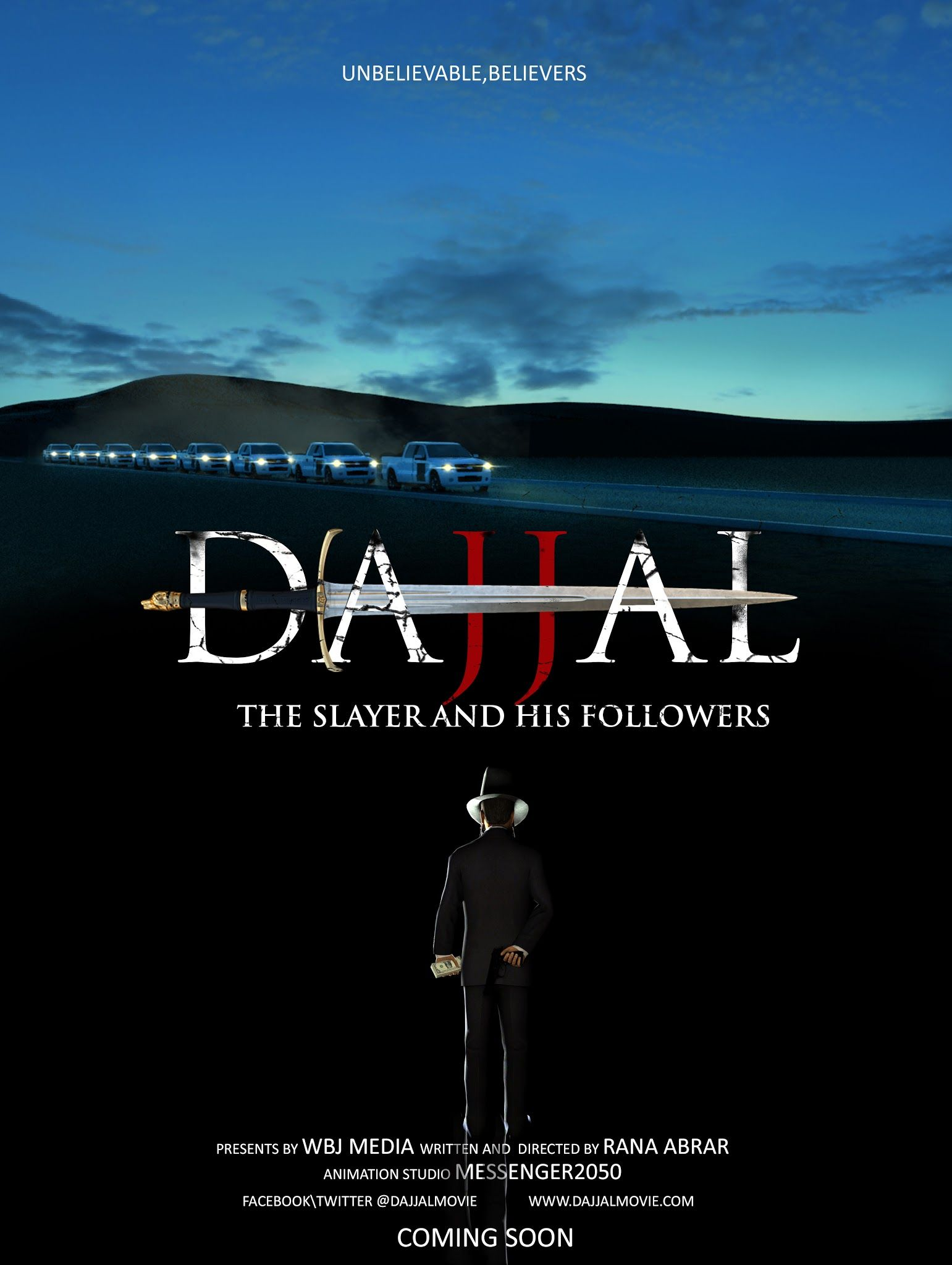 Watch Dajjal: The Slayer and His Followers Full-Movie Streaming